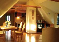 Horný Apartmán, Drevenica Brundzocve, Čičmany